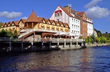 Hotel Nad Pisą ***