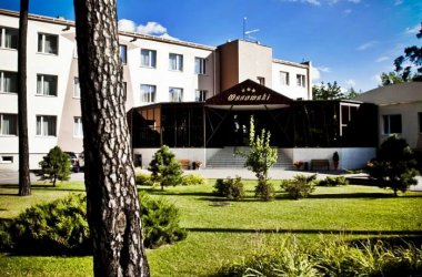 Hotel Ossowski ***