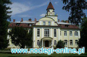 Hotel Pałac Nieznanice