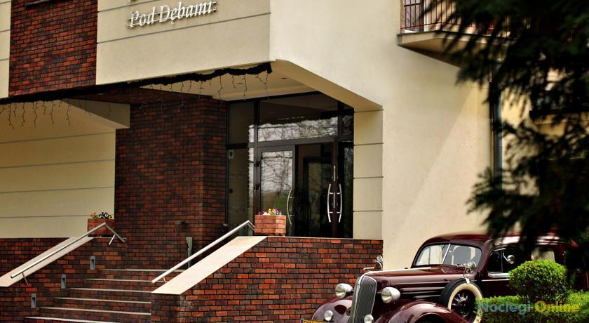 Hotel Pod Dębami