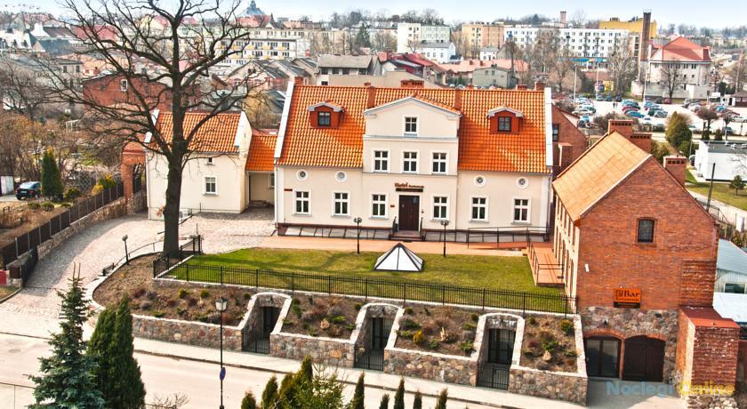 Hotel Przedzamcze