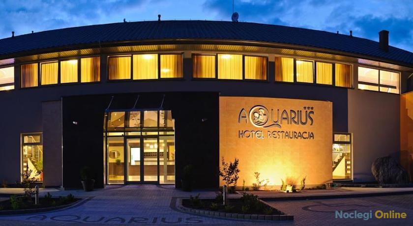 Hotel Restauracja Aquarius