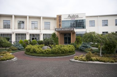 Hotel - Restauracja Autos ***