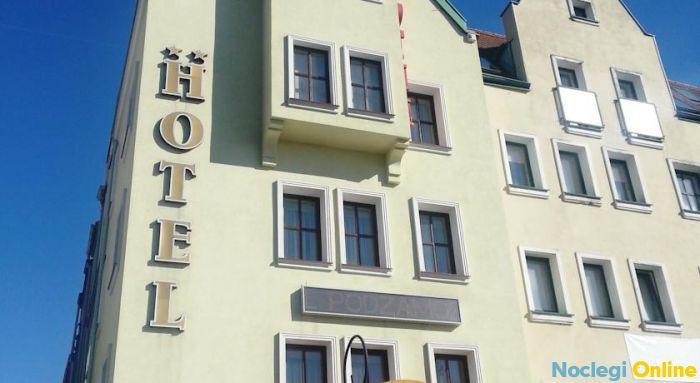 Hotel Restauracja Podzamcze **