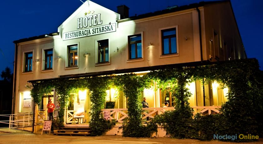 Hotel Sitarska ***