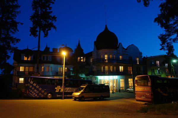 HOTEL*** SOLAR PALACE