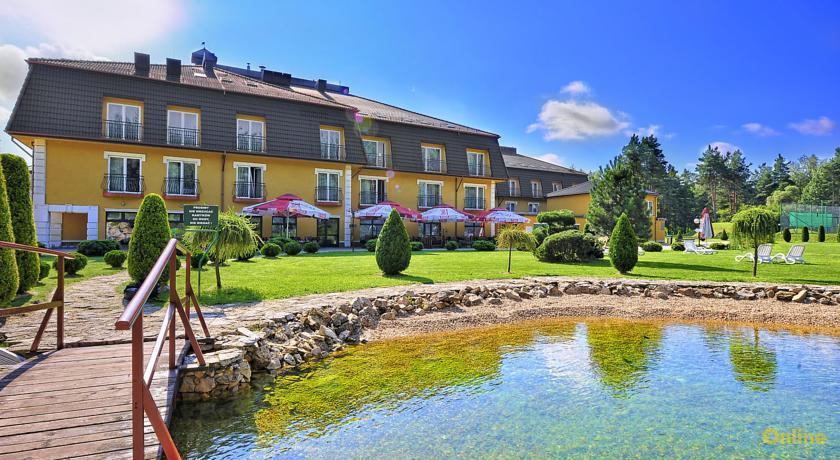 Hotel Villa Verde Congress & Spa