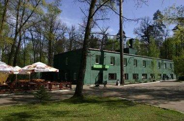 Hotel w Wilczym Szańcu