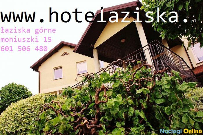 hotelaziska.pl