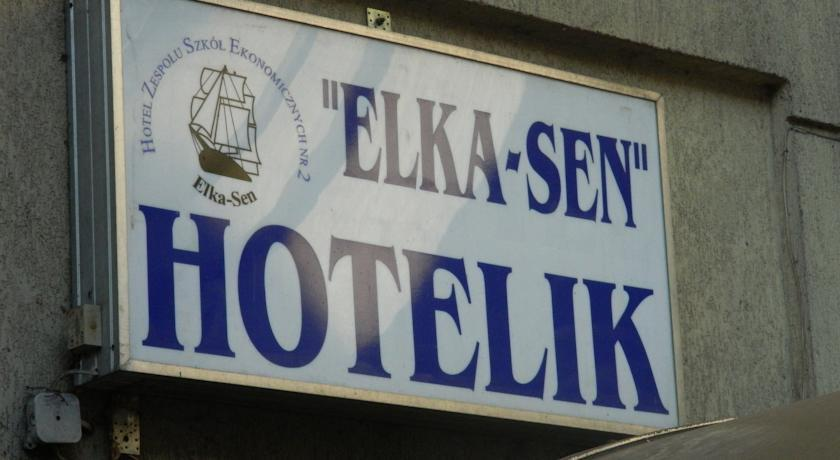 Hotelik Elka-Sen