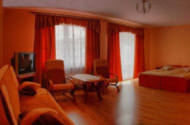 Hotelik Ustrzycki