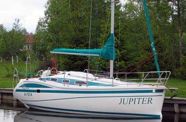 Jacht Czarter Giżycko