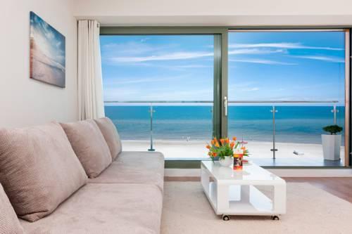 Jantar Apartamenty Sea View