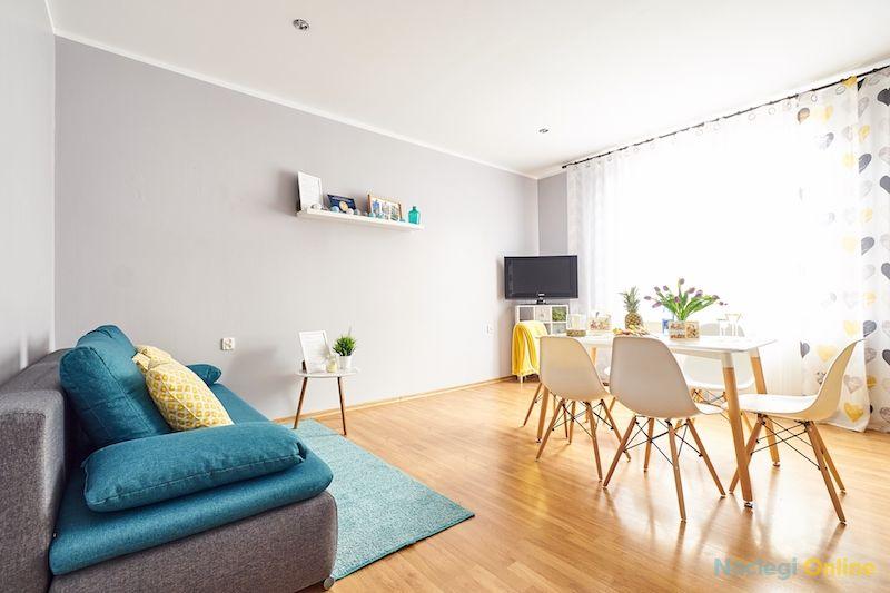 JM City Apartment między Rynkiem Głównym a Wawelem