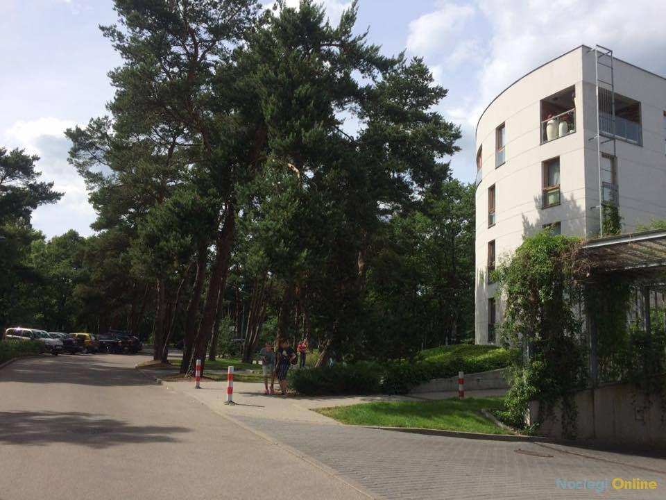 "Apartamenty ""Nadmorski Dwór"""