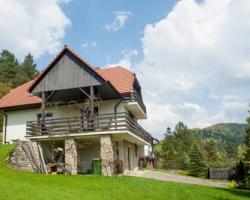 Klimkówka - Dom w górach nad jeziorem
