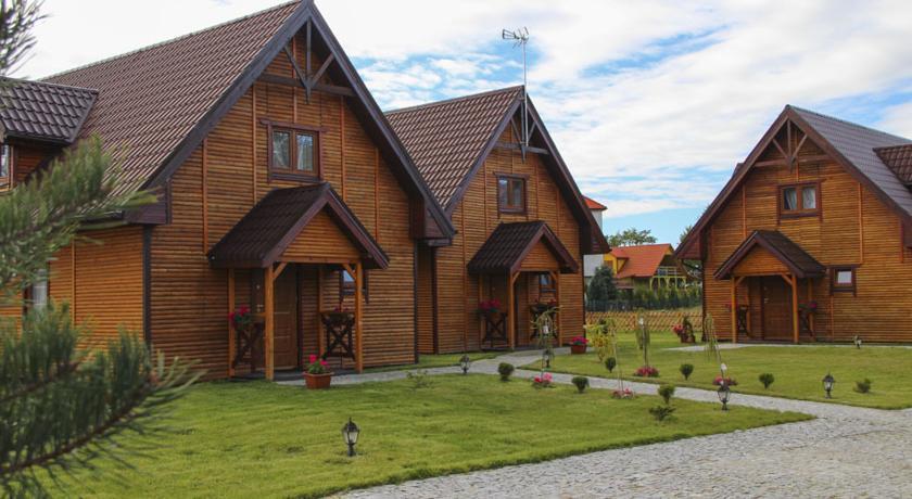 Komfortowe domki letniskowe Bursztynek