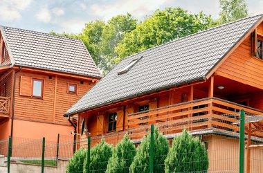 Komfortowe domki nad Jeziorem Złotnickim