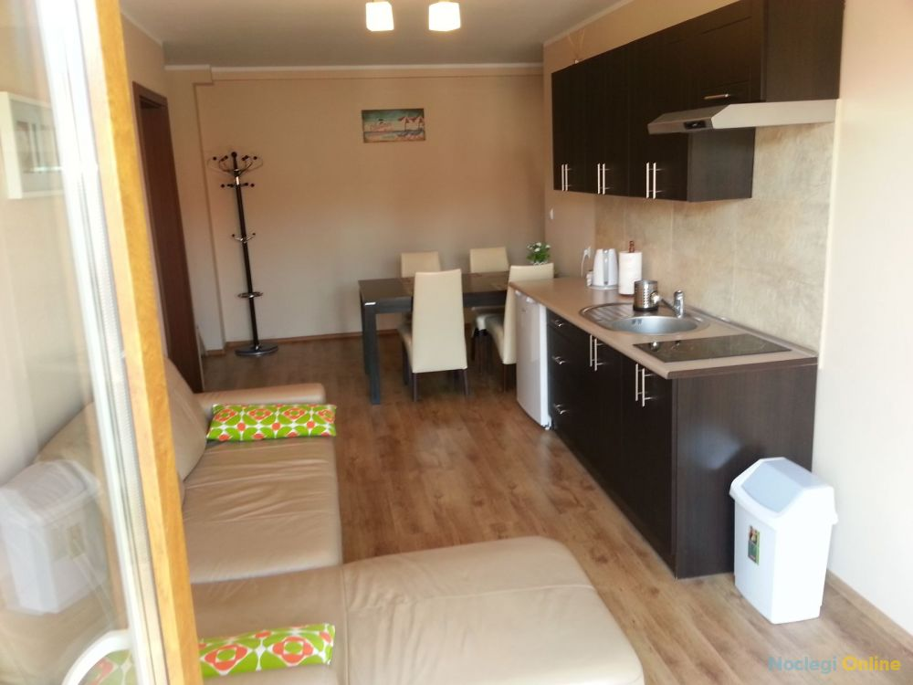 """Komfortowy apartament """"Kubuś"""" nad morzem, do 6 osób - Darłówko"""