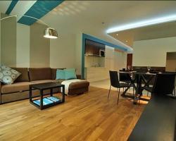 Komfortowy apartament u stóp Giewontu (Turkusowy)