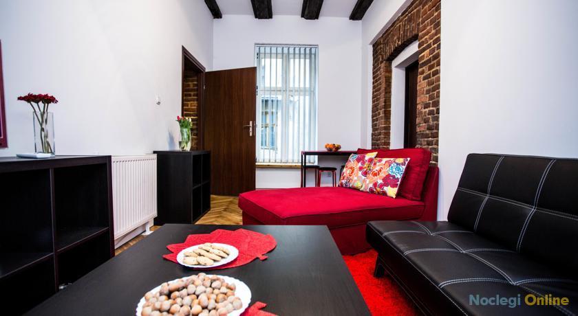 KrakowLiving Enklawa Apartments
