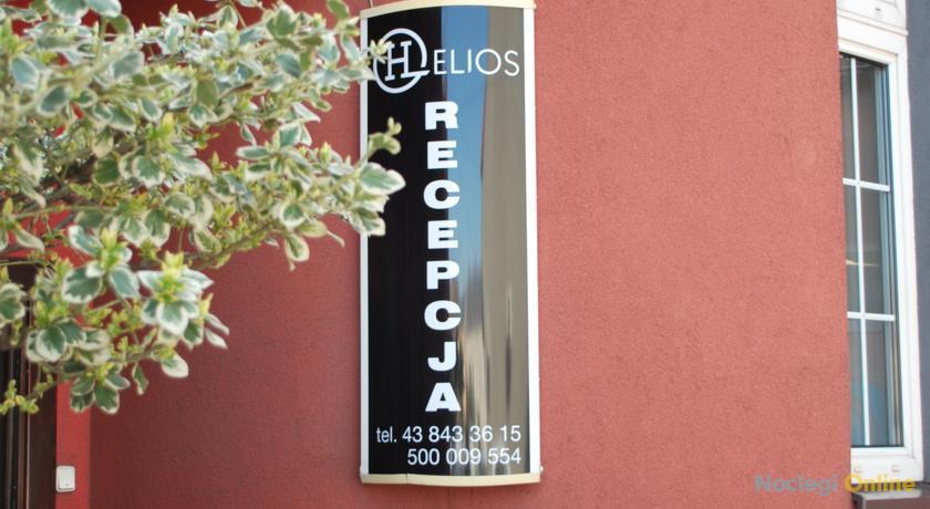 Noclegi Helios & Hotelowa