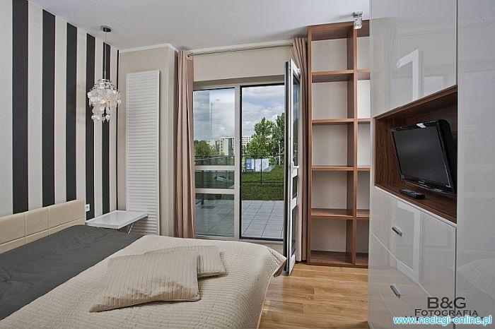 Noclegi w Warszawie - Apartamenty P&O w centrum Warszawy