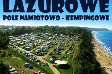 Lazurowe - ex Pomarańczowe Camping