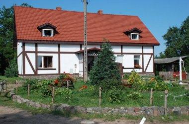 Leśny Dom Pod Pawiem Mokrzec i Baza Agroturystyczna Radgoszcz