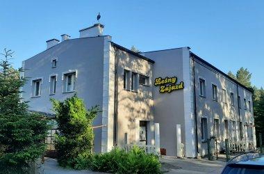 Leśny Zajazd w Suścu