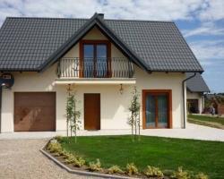 Luksusowe domki nad morzem w Lubiatowie