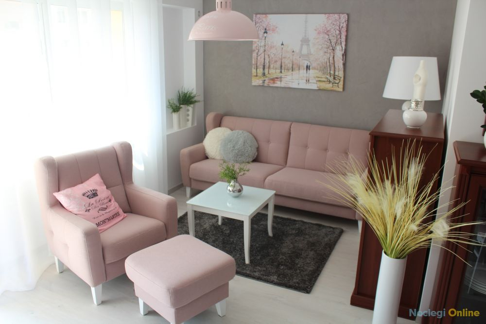 Luksusowy apartament, La Paris