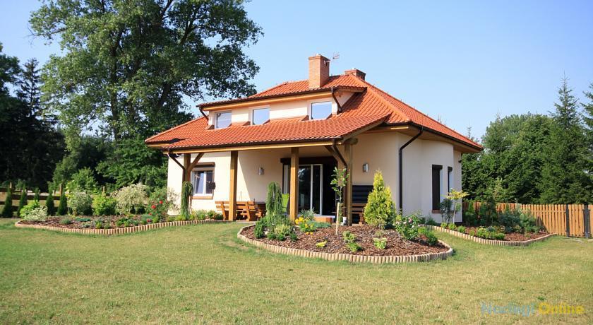 Luksusowy dom na mazurach