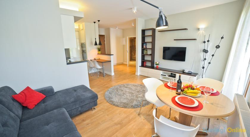 Luxury Bianco Apartament