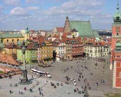 Luxury studio in heart of Warsaw
