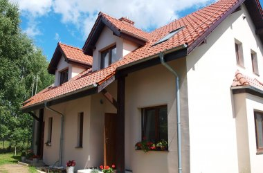 Majówka dom na Mazurach