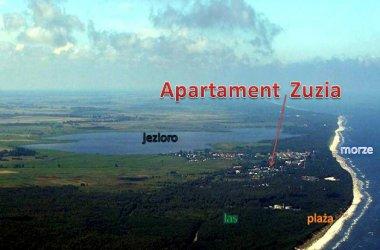 Majówka w Dźwirzynie - Apartament Zuzia