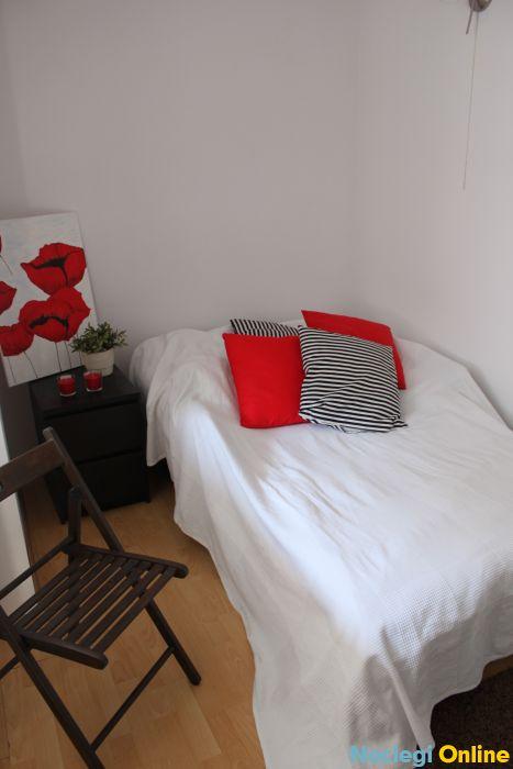 Mieszkanie Czerwone Maki