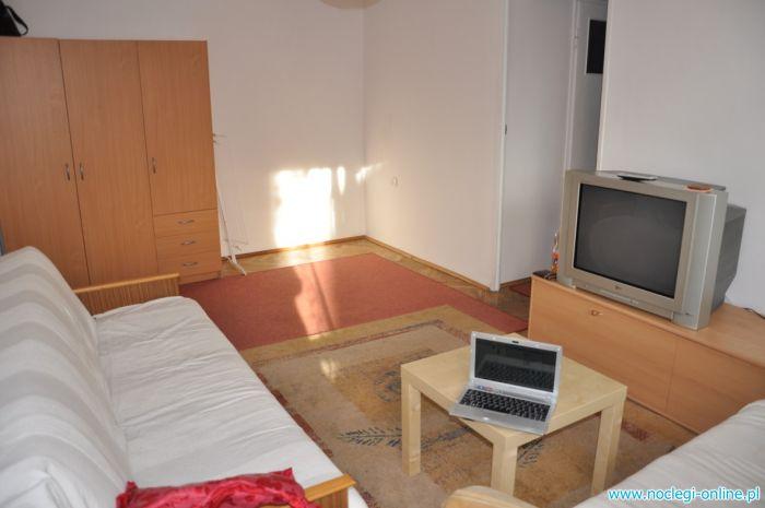 Mieszkanie na Open'er
