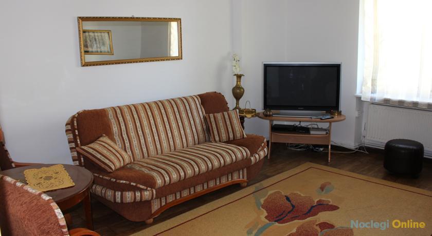 Mieszkanie przy Chrzanowskiego