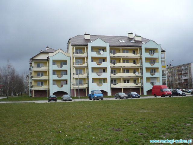 Mieszkanie wakacyjne dla 5-6 osób w Olsztynie