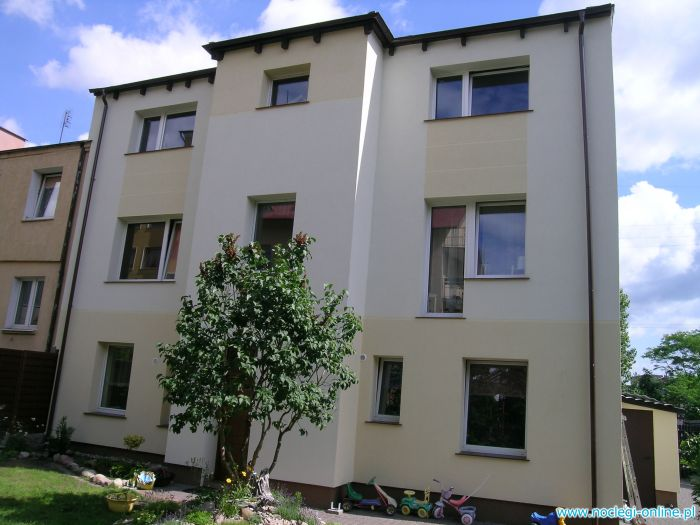 mieszkanie wakacyjne Gdynia
