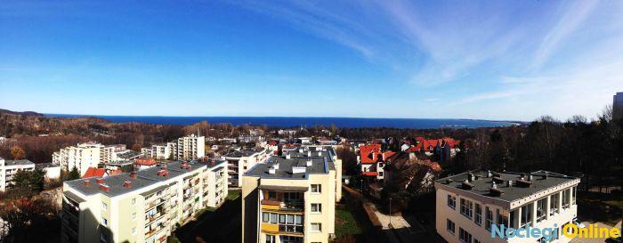 Mieszkanie z widokiem na morze