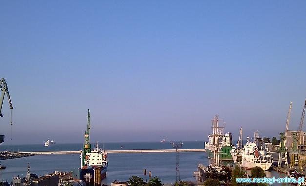 Mieszkanie z widokiem na Zatokę Gdańską!!! - Gdynia 3 pokoje.