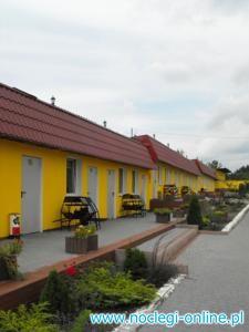 Motel Pod Kominkiem