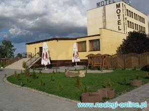 """Motel """"Róża Wiatrów"""""""