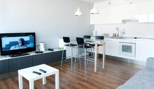 MS Apartamenty - Tarasy Warty
