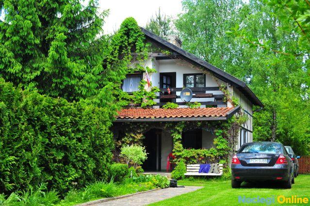 Najpiękniejszy domek na Mazurach