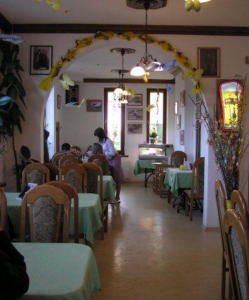 Noclegi i Restauracja w Bierdzany