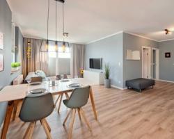Nowa Cukrownia Apartments - Apartment 21/20
